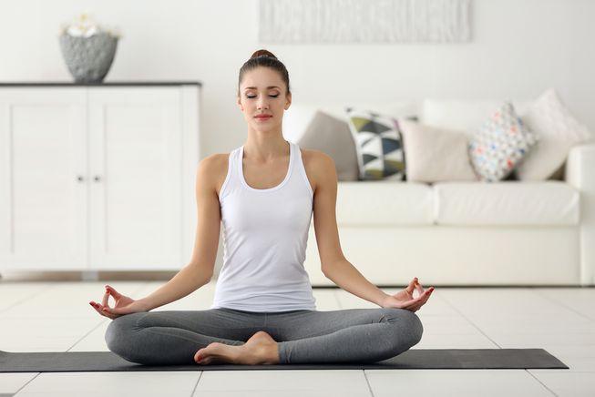 cara mengobati sakit kepala meditasi